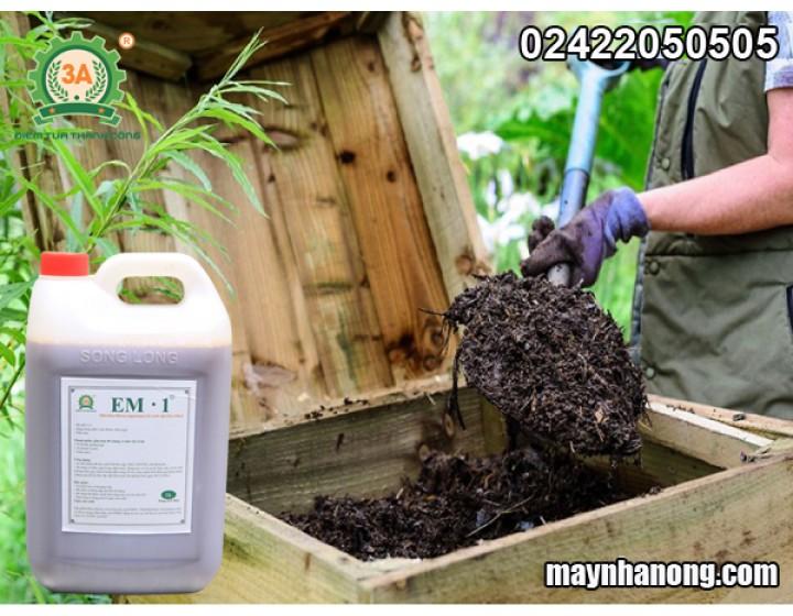 Quy trình ủ phân chuồng đạt tiêu chuẩn