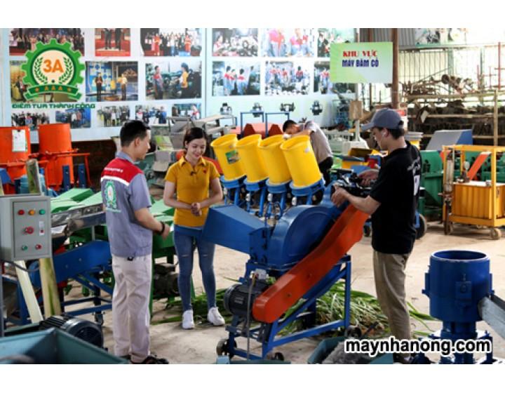Nguyễn Hải Châu nhà sáng chế cùng đồng hành trong chương trình nông dân khởi nghiệp