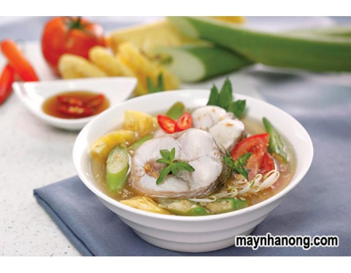 Cách nấu canh chua cá bông lau