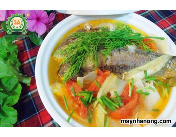 Những món ăn hấp dẫn từ cá rô phi