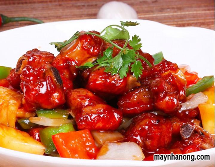 Các món ăn sốt cà chua dễ làm tại nhà