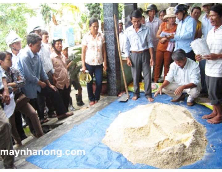 Kỹ thuật phối trộn thức ăn tinh hỗn hợp cho gia súc