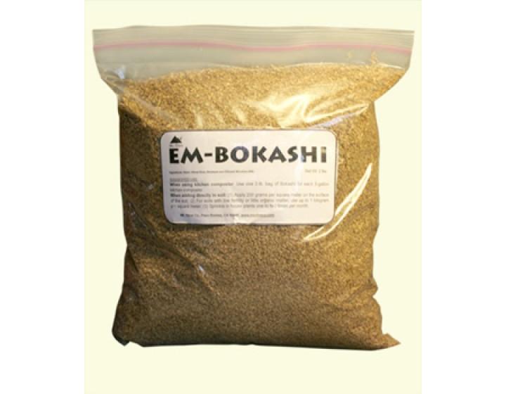 Ứng dụng EM1 thứ cấp và EM Bokashi