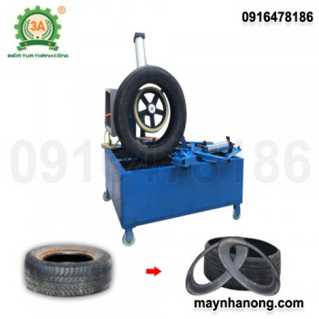 Máy cắt lốp cao su ô tô