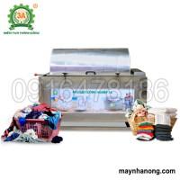 Máy giặt chăn công nghiệp 3A1,5Kw