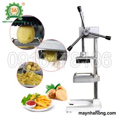 Máy cắt khoai tây