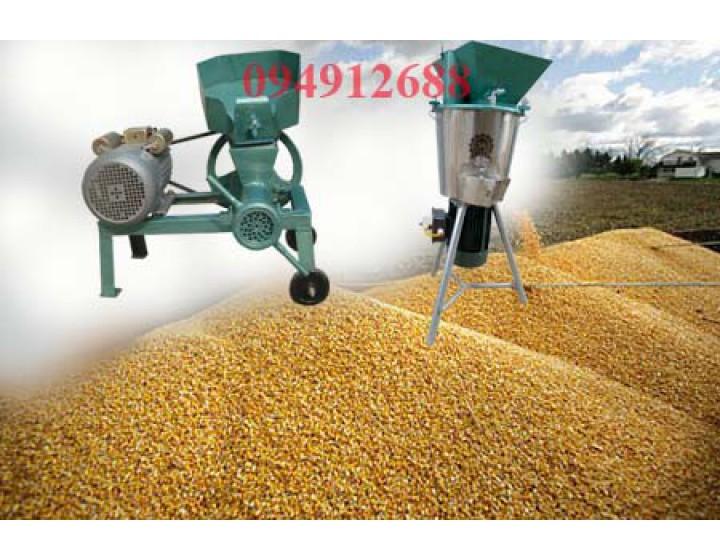 Dây chuyền sản xuất thức ăn chăn nuôi