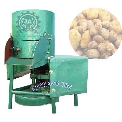 Máy gọt vỏ khoai tây
