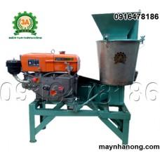 Máy chế biến thức ăn chăn nuôi Diesel 8Hp
