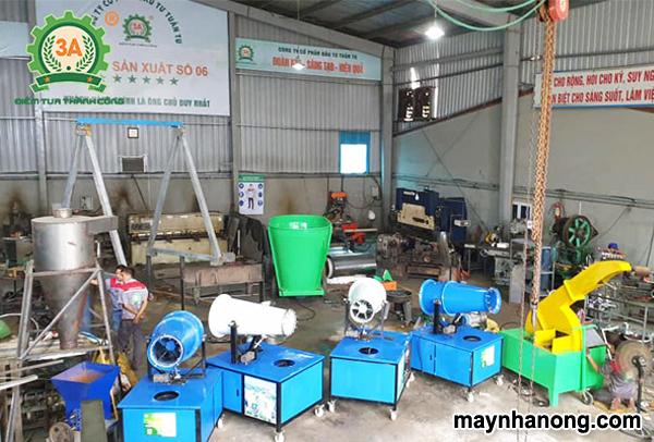 Địa chỉ bán máy trộn bột uy tín