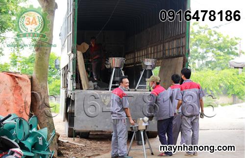 vận chuyển máy 3a