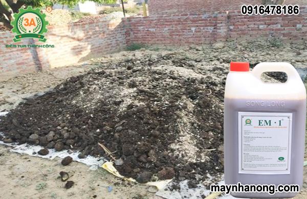 Cách ủ phân bò hoai mục để làm phân bón hữu cơ vi sinh